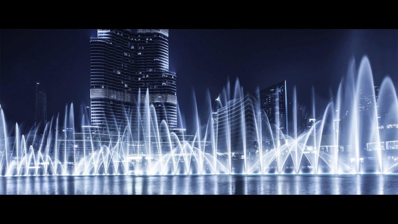 Afbeeldingsresultaat voor dancing fountains dubai
