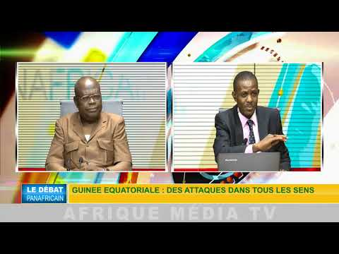 DÉBAT PANAFRICAIN SUITE DU 12 11 2017 GUINEE EQUATORIALE