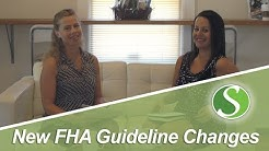 Portland Real Estate Agent: New FHA Guideline Changes