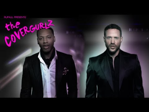 """RuPaul Presents: The CoverGurlz - The Pit Crew ""Lets Turn The Night"" Music Video"""
