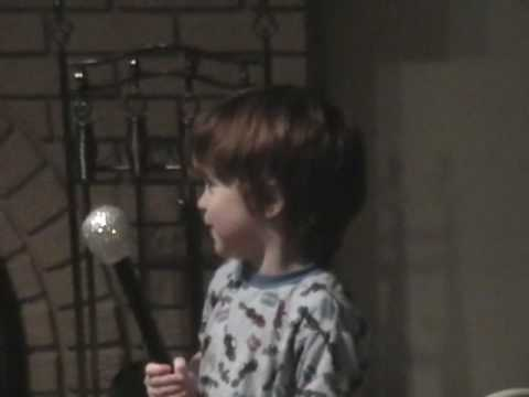 little mastora sings abcd