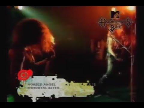 Morbid Angel - Immortal Rites