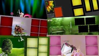 Karizma Wedding Album Background PSD File Free Download ( in Tamil )
