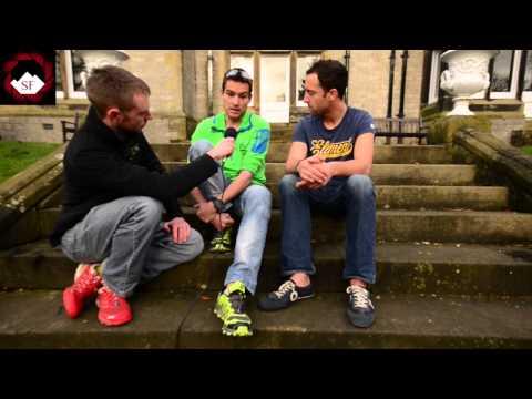 Summit Fever TV S1 E3 - Eugeni Solé & Joel Casademont - The Montane Spine Race