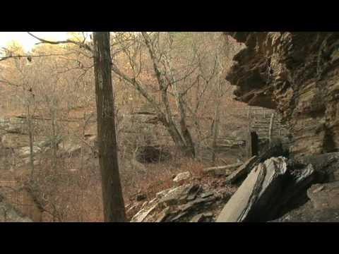 Heavener Runestone State Park - YouTube