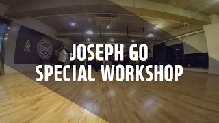 SPECIAL WORKSHOP / HIPHOP / JOSEPH GO (From FRANCE)