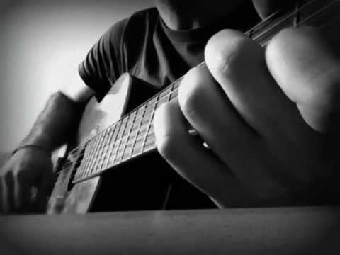 Ain't No Grave -Johnny Cash classic guitar cover + Chords
