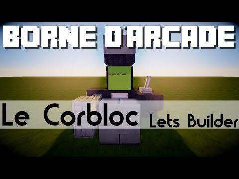 Minecraft - Bornes d'arcade
