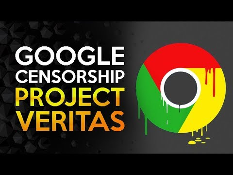 Controlling the Narrative - Google Censorship and Project Veritas