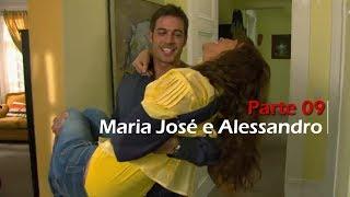 [HD] História de Maria José e Alessandro - Parte 09