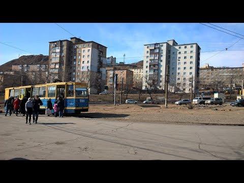 Площадь Баляева .  Владивосток