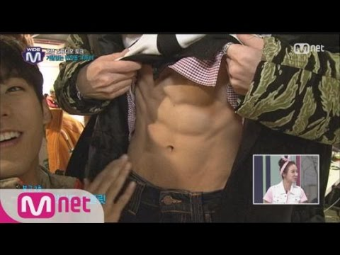 [STAR ZOOM IN] JUNG IL HOON(BTOB) Reveals His Abs Like ...