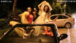 Весёлый девичник на большом кабриолете в Ростове-на-Дону, прокат кабриолетов, аренда кабриолетов