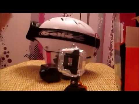 comment mettre une cam ra gopro magicam sur un casque de ski fr youtube. Black Bedroom Furniture Sets. Home Design Ideas