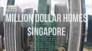 Million Dollar Homes in Singapore
