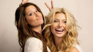 Aly Michalka and Ashley Tisdale October 2010 Cover Shoot
