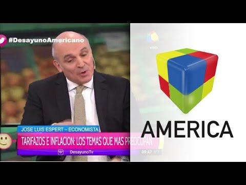 José Luis Espert: No hay que creer en los pronósticos del Gobierno