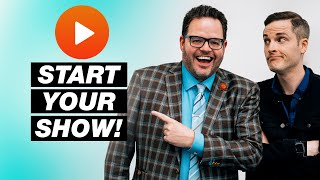 How to Start a YouTube SHOW that Gets Views! (7 Steps)