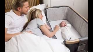 Tutti Bambini CoZee колыбель для новорожденного