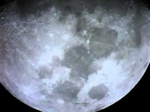 Orion Starshoot II - Moon Comparison Video