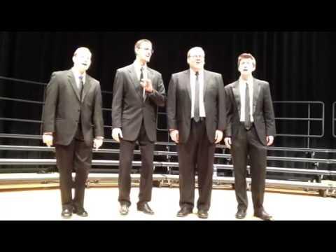 Hello My Baby - Spoiler Alert Quartet