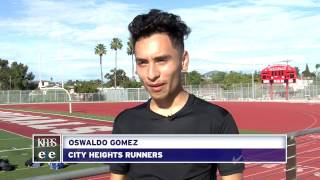 City Heights Running Club Supports Students On And Off The Track