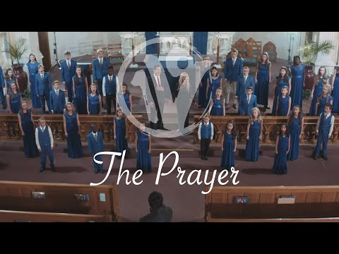 """""""The Prayer"""" - performed by Mindy Smoot Robbins, Dallyn Vail Bayles, and One Voice Children's Choir"""