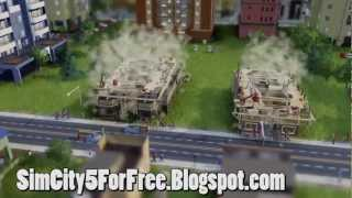 Simcity 5 for free! Amazing hack for Simcity! Full game. [ Updated MARCH 2014 ]