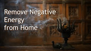 Music to Remove Negative Energy from Home, 417 Hz, Tibetan Bowls, Meditation Music