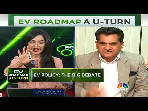 EV Roadmap: A U-Turn (Part 1) Spl Conversation With Amitabh Kant
