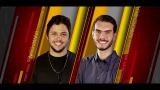 Renato Vianna x Marcelo Archetti - (I´m Not The Only One - Sam Smith) The Voice Brasil 2015