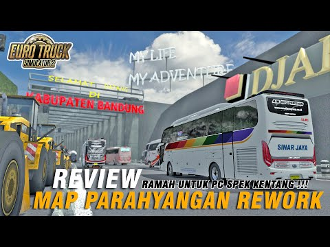 REVIEW MAP PARAHYANGAN REWORK - 동영상