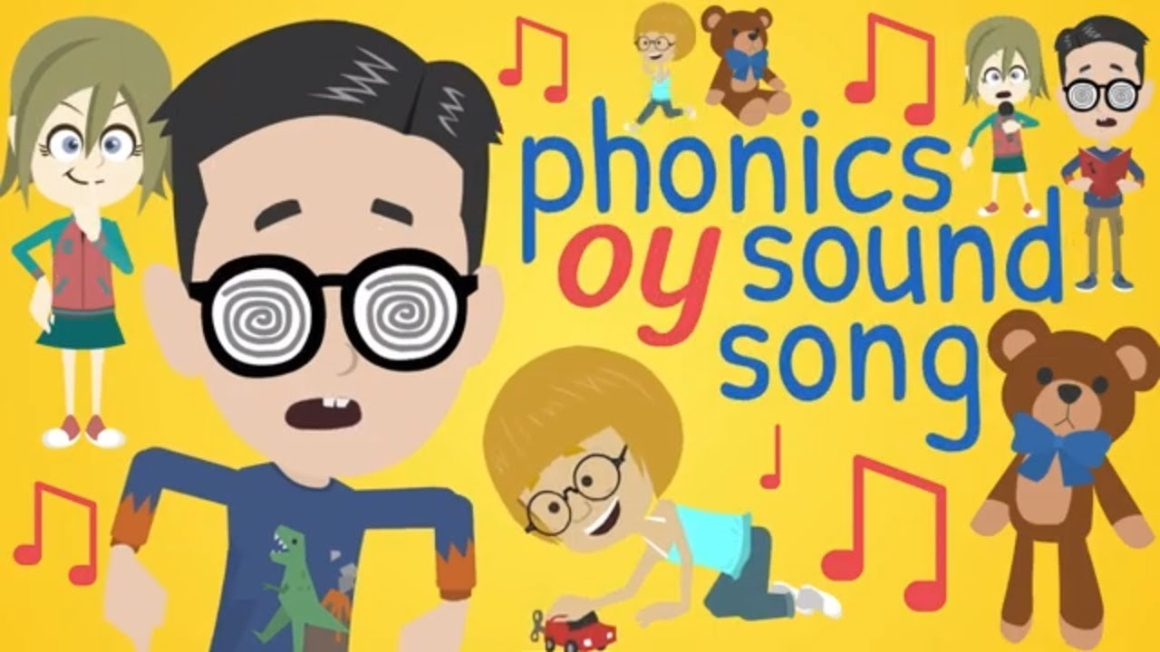 """Download Phonics oy Sound Song """"Boy Joy Toy"""" - A fun phonics song for kids!"""