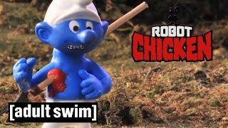The Best of The Smurfs | Robot Chicken | Adult Swim