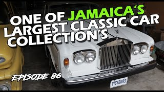 One of Jamaica's Largest Classic Car Collection's - SKVNK LIFESTYLE 86
