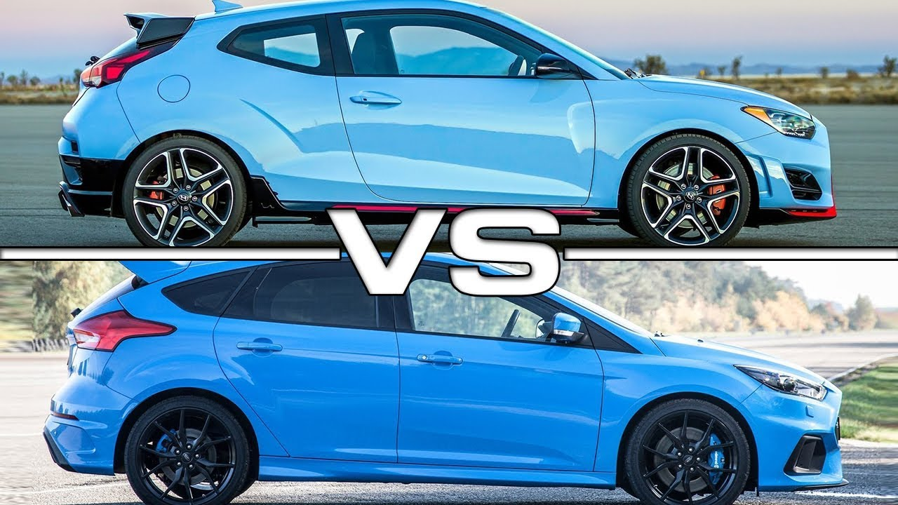 2019 hyundai veolster n vs 2018 ford focus rs youtube. Black Bedroom Furniture Sets. Home Design Ideas