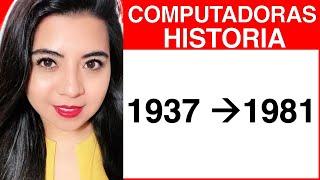 HISTORIA de las COMPUTADORAS - Computadoras #3