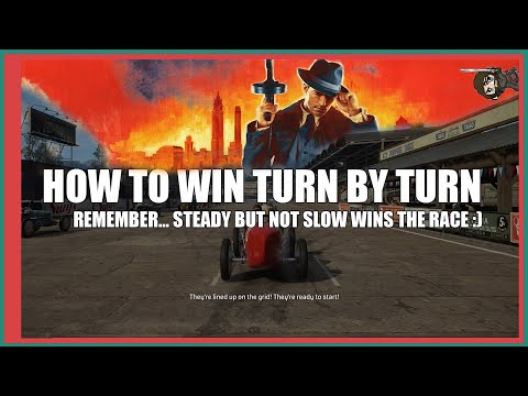 Mafia Definitive Edition (Remake) - How to win the Race on CLASSIC Difficulty Tips, Race Guide (HD)