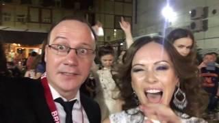 Ирина Безрукова и Дмитрий Чупахин