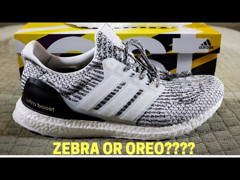 OTTOMAN BOX OPENINGS - Oreo or Zebra?? Double Adidas Ultra Boost Unboxing