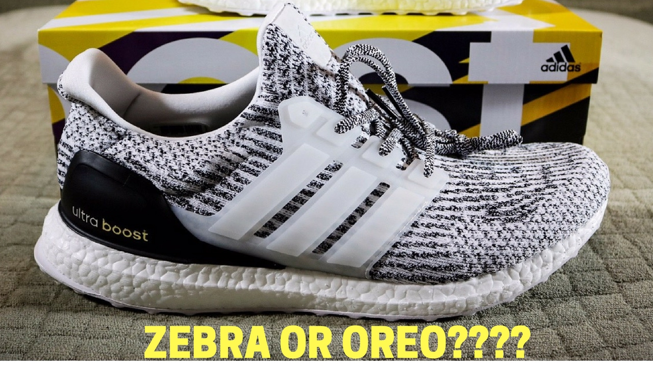 dbb8bfcf45b8d OTTOMAN BOX OPENINGS - Oreo or Zebra   Double Adidas Ultra Boost Unboxing