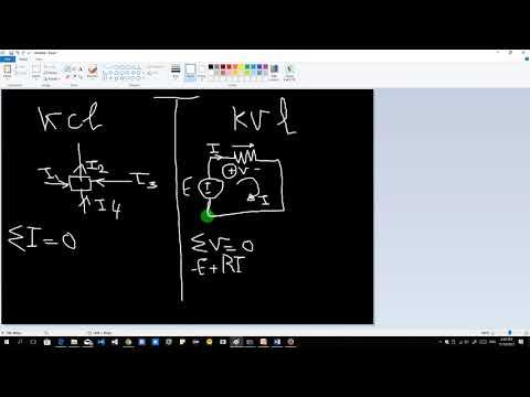 Kirchhoff's Law & Basics Laws