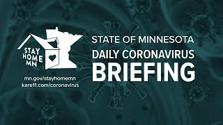 April 3: Minnesota Daily Coronavirus Briefing