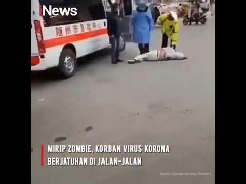 Corona Virus, Penyebaran Dari WUHAN China - YouTube