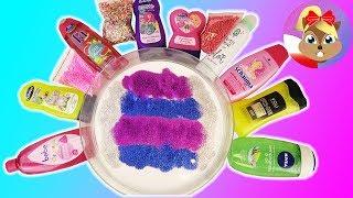 CZY TO PRAWDZIWY SZLAM? Różne rodzaje szamponów zmieszane ze szlamowym glutkiem!
