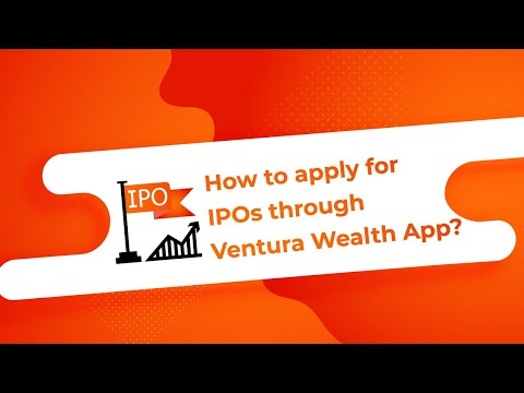 how-to-apply-for-an-ipo-with-ventura-wealth-app-|-how-to-use-upi-id-while-applying-for-an-ipo