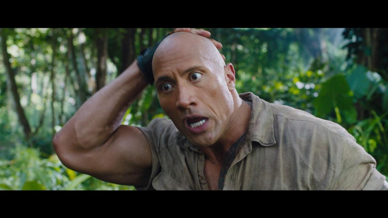 Jumanji: Welcome to the Jungle – dansk International Trailer 1 - I biografen 25. december