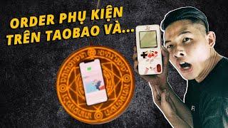 LẦN ĐẦU ORDER PHỤ KIỆN iPHONE TRÊN TAOBAO VÀ CÁI KẾT…