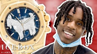 Baixar The GOAT Polo G Shops for Rare Audemars Piguet Watch at Icebox!