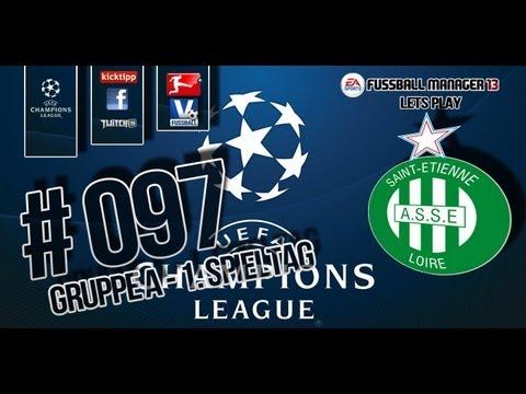 Champions League 1. Spieltag